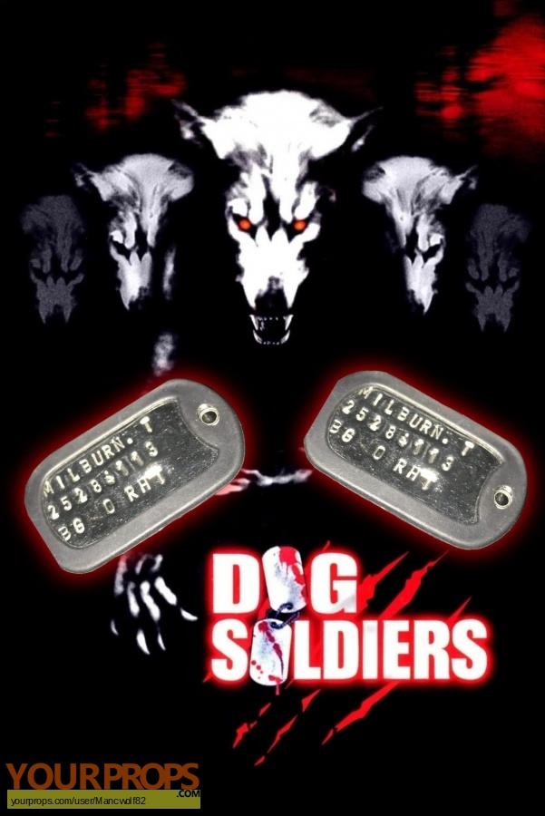 Dog Soldiers original movie costume