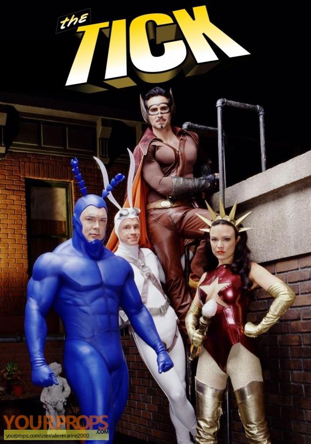 The Tick original movie costume