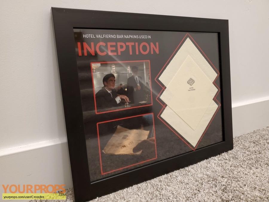 Inception original set dressing   pieces