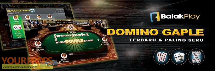 IDN Poker Online replica movie prop