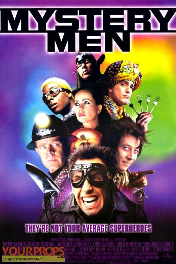 Mystery Men replica movie prop