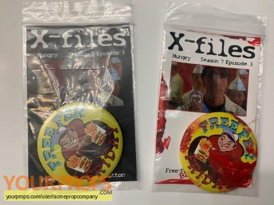 X-files replica movie prop