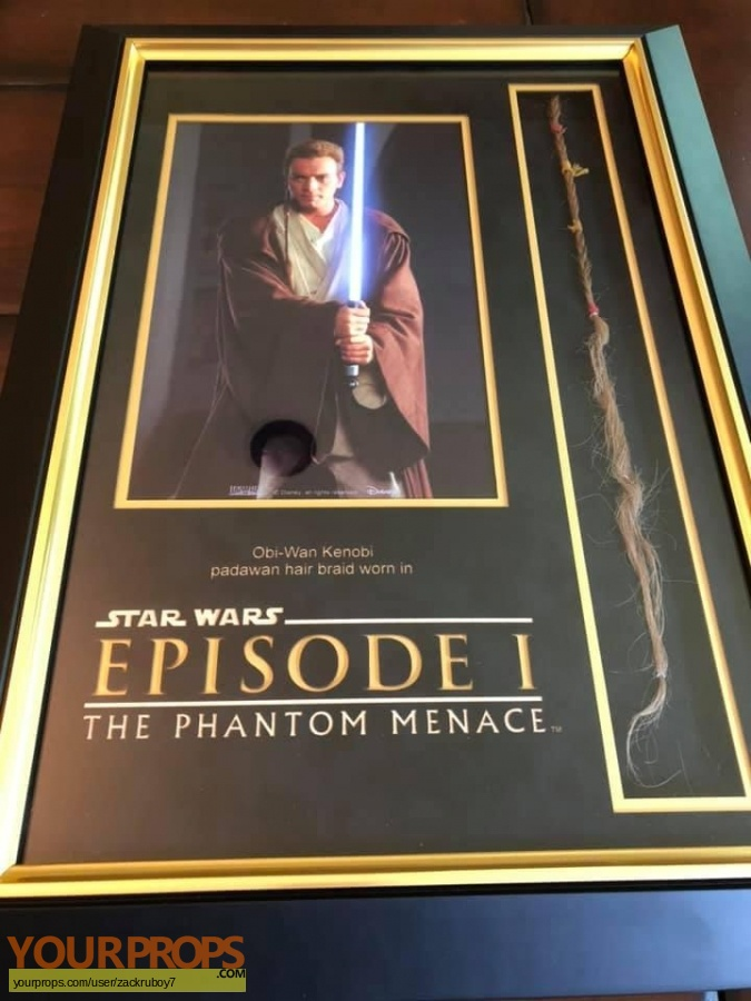 Star Wars Episode 1  The Phantom Menace original movie costume
