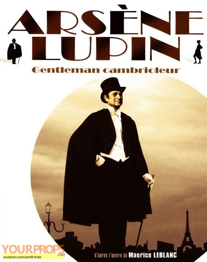 Arsene Lupin replica movie prop