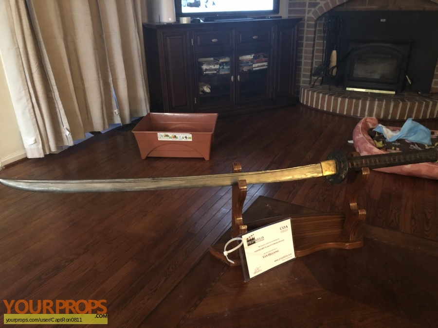 VAN HELSING original movie prop weapon