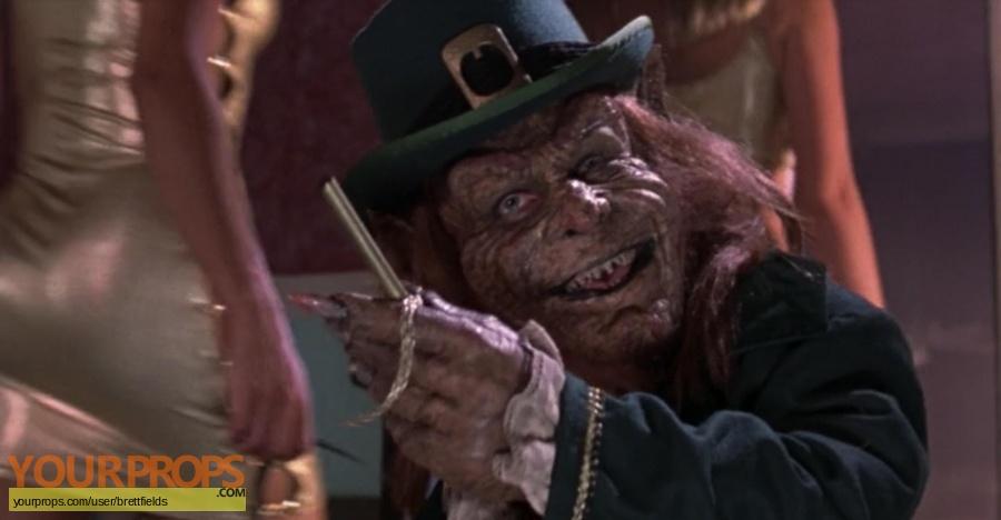 Leprechaun in the Hood original movie prop