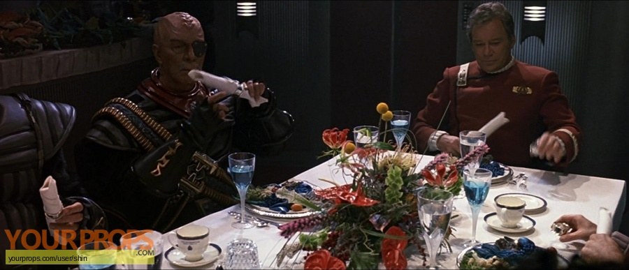 Star Trek VI  The Undiscovered Country replica movie prop