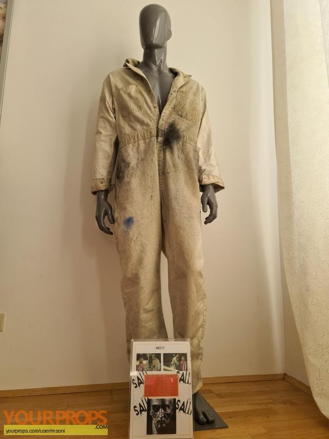 Saw IV original movie costume