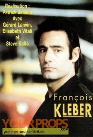 Fran ois Kleber original movie prop