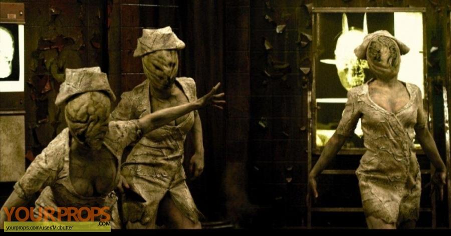 Silent Hill Revelation 3D original movie costume