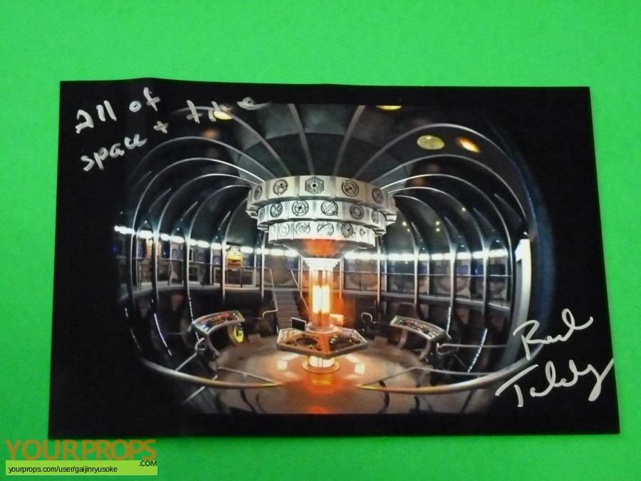 Doctor Who original film-crew items
