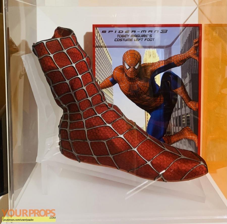 Spider-Man original movie costume