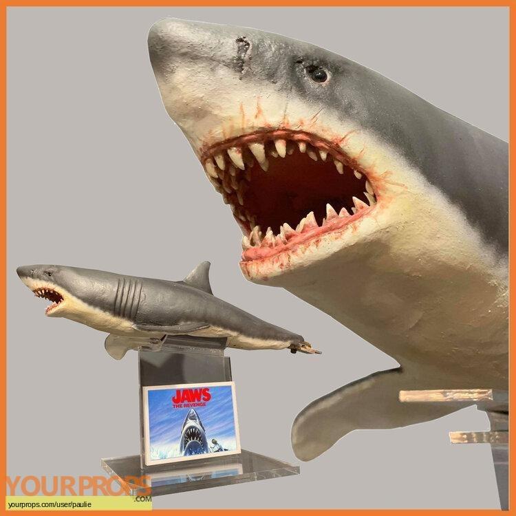 Jaws  The Revenge original movie prop