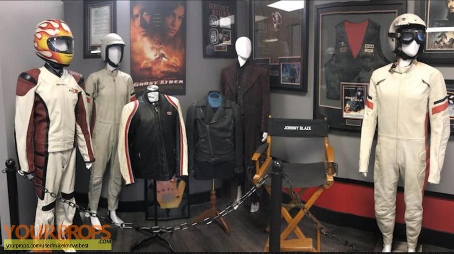 Ghost Rider original movie prop