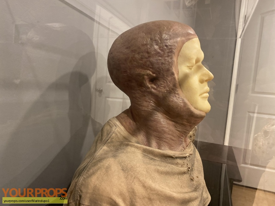 Friday the 13th original make-up   prosthetics