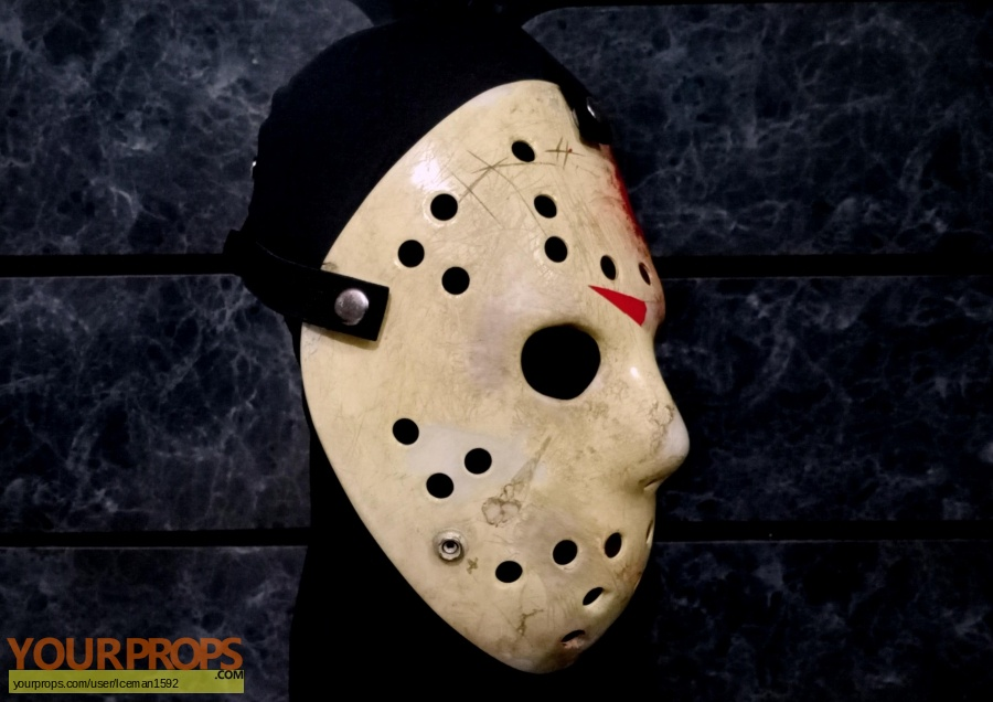 Friday the 13th  Part 4  The Final Chapter replica movie prop