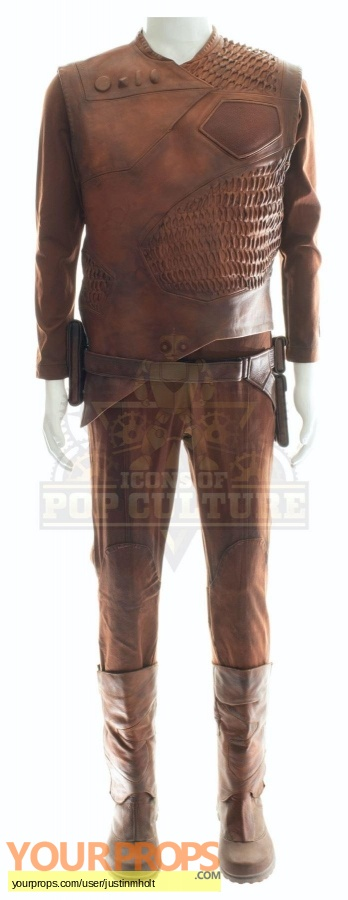 After Earth original movie costume