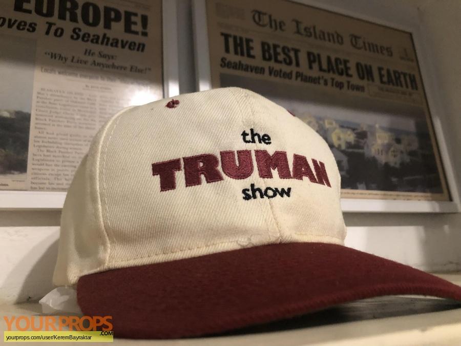 The Truman Show original movie prop