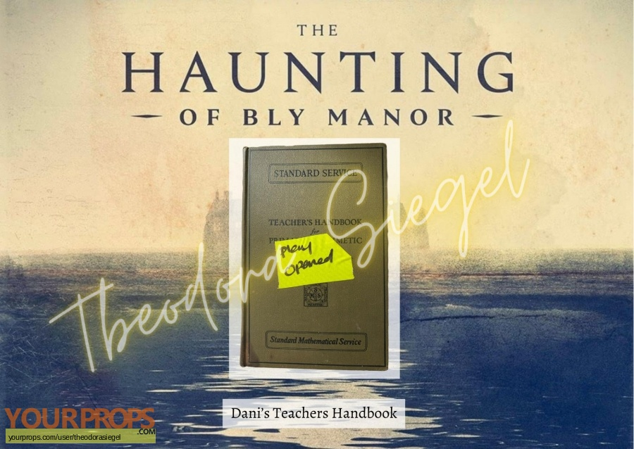 The Haunting of Bly Manor original movie prop