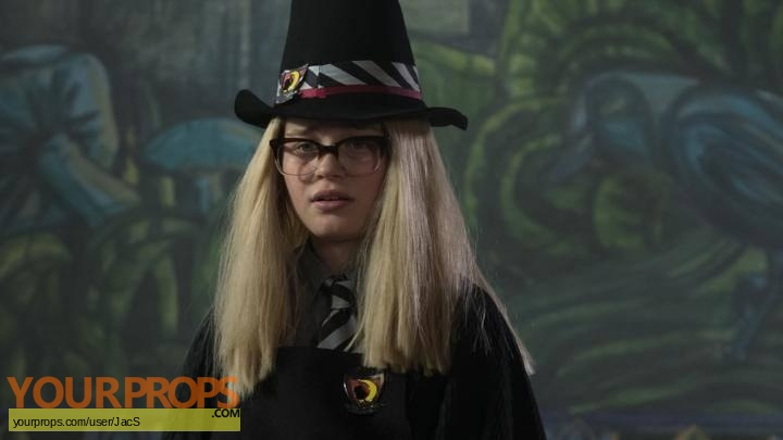 The Worst Witch original movie costume