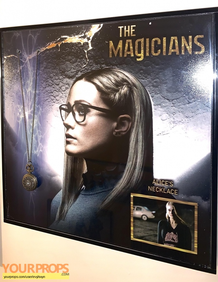 The Magicians  (2015-    ) original movie prop
