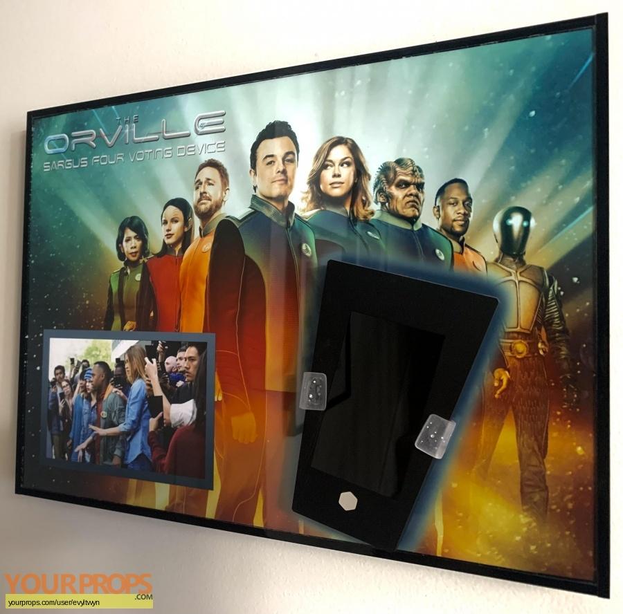 The Orville original movie prop