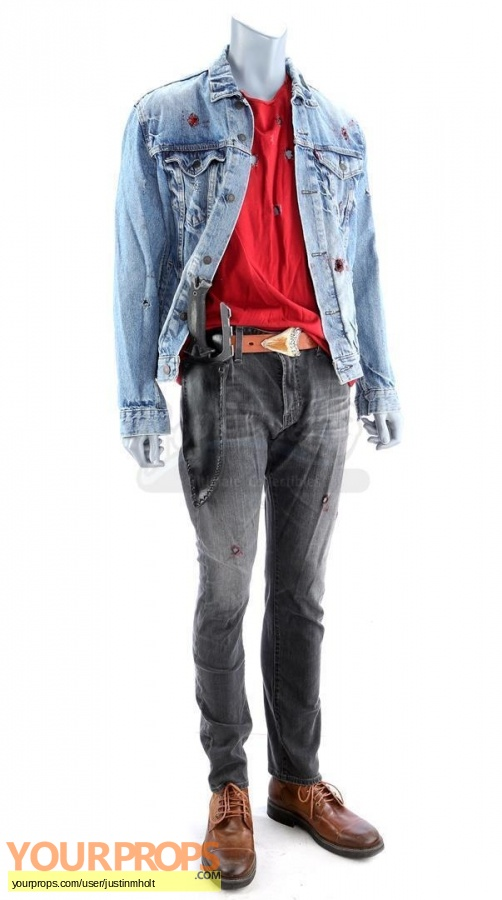 The Gifted original movie costume