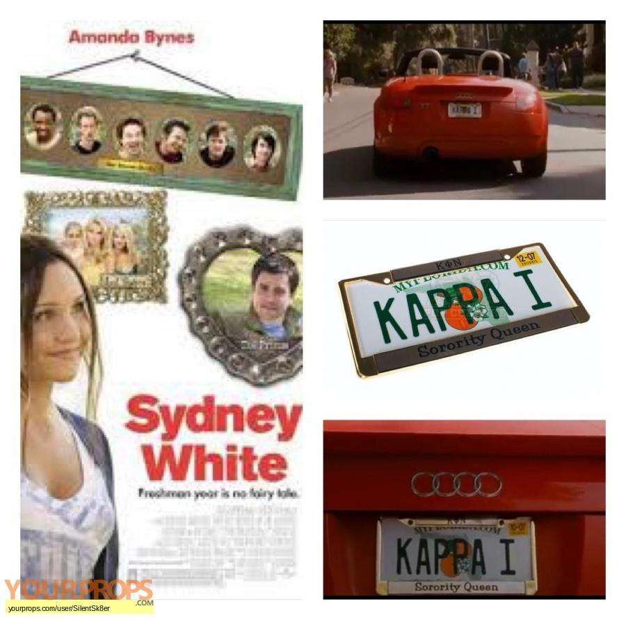 Sydney White original movie prop