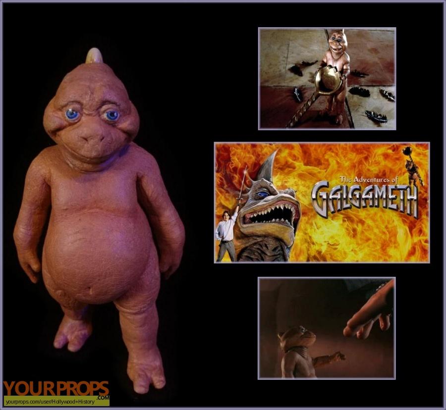 The Adventures of Galgameth original movie prop