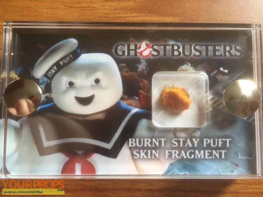 Ghostbusters original make-up   prosthetics