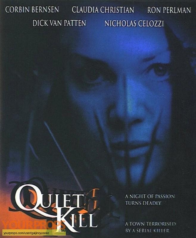 Quiet Kill original production material