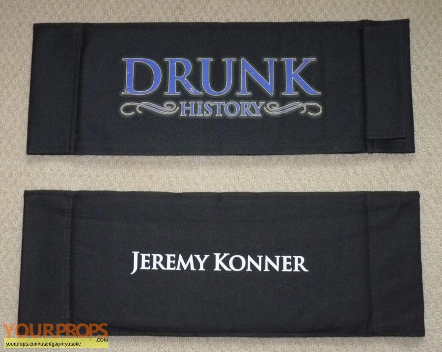 Drunk History  (2013-2019) original production material