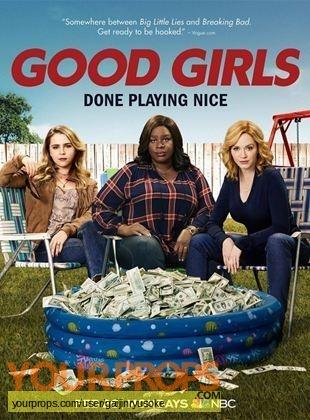 Good Girls  (2018-2021) original production material