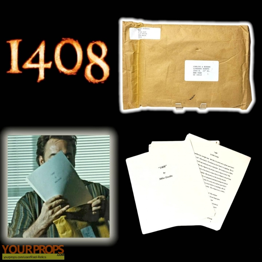 1408 original movie prop
