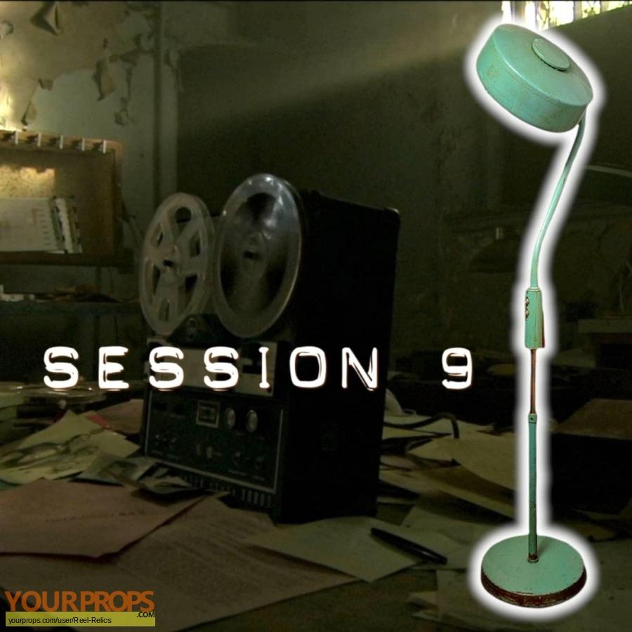 Session 9 original set dressing   pieces