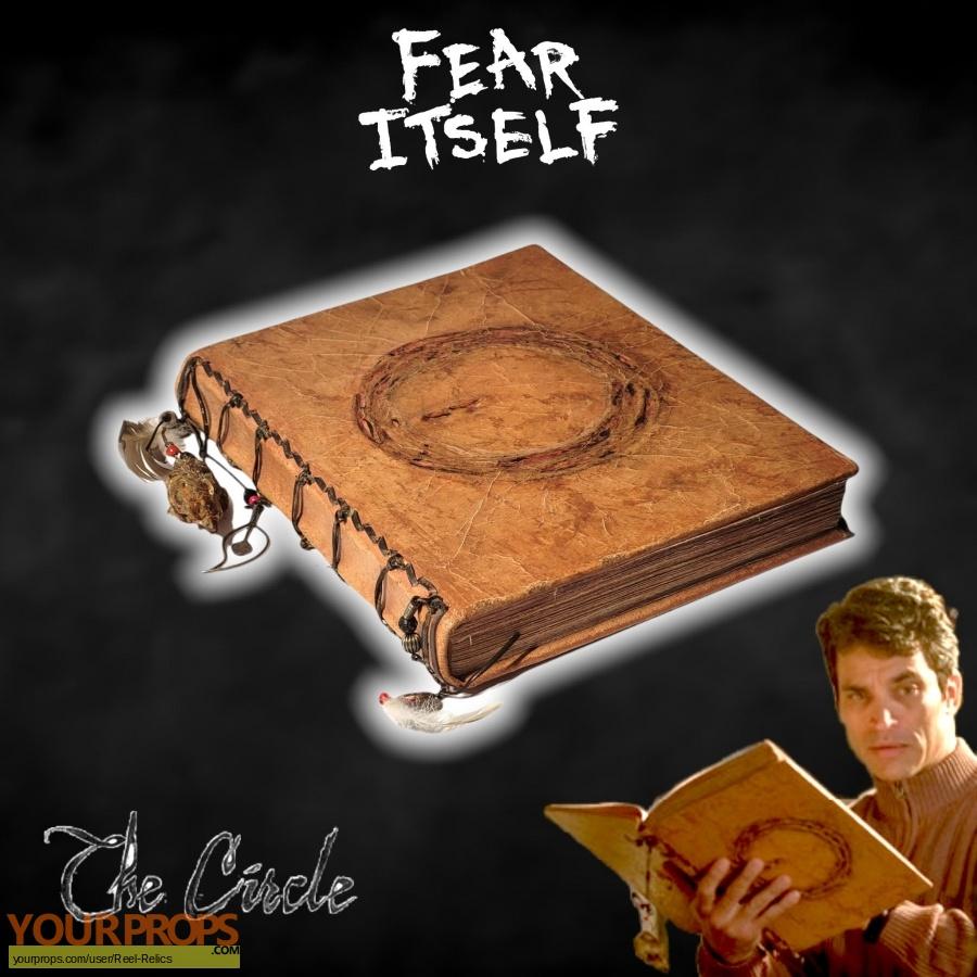 Fear Itself original movie prop