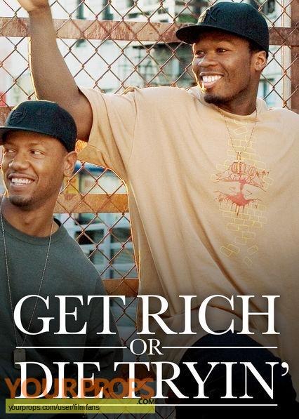 Get Rich or Die Trying original movie costume