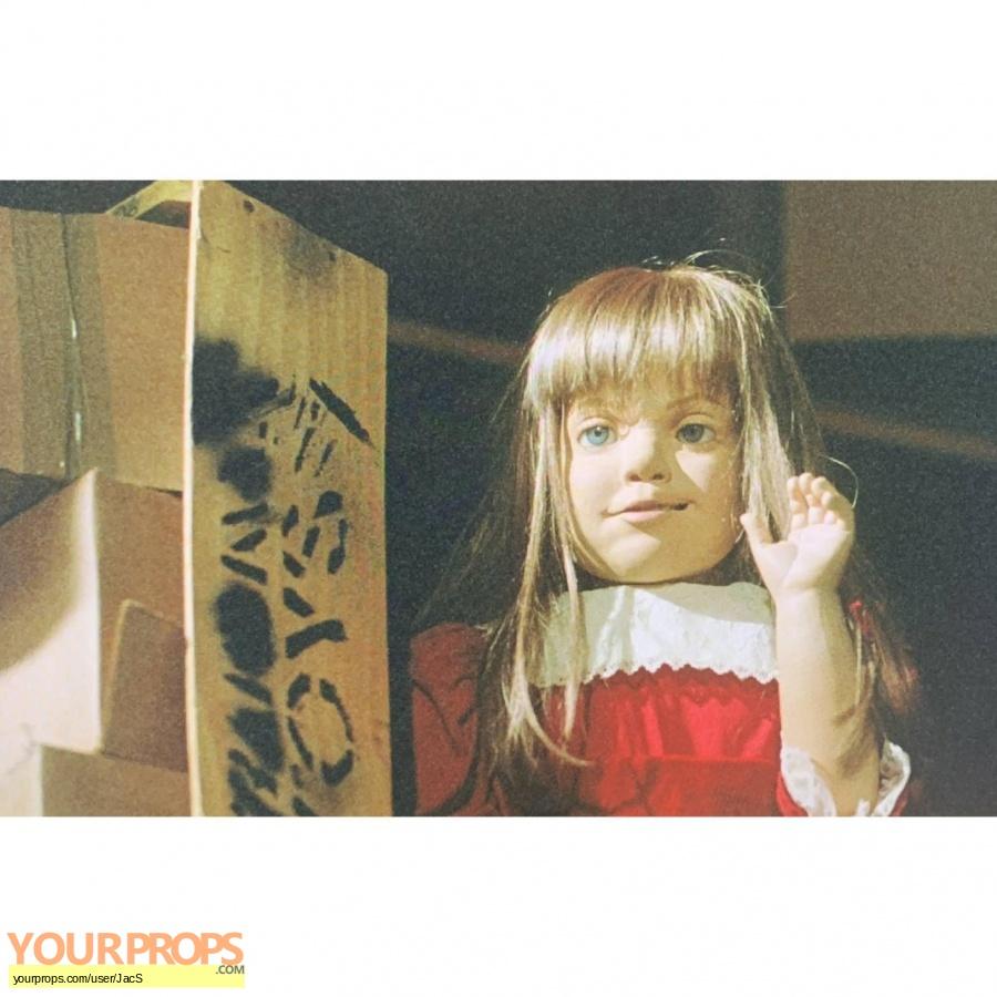 Dolly Dearest original movie prop