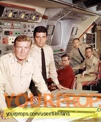 Voyage to the Bottom of the Sea - TV original movie costume