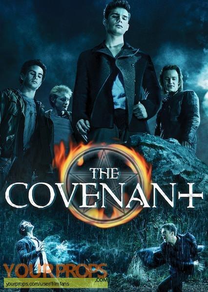 The Covenant original movie prop