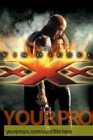 xXx original movie costume
