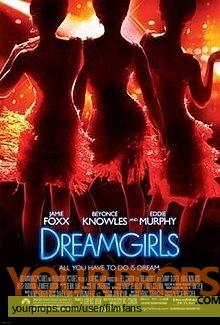 Dreamgirls original movie prop