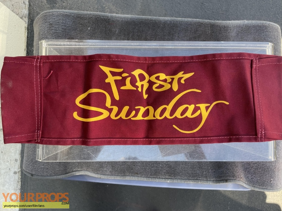 First Sunday original production material