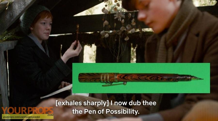 Anne with an E  (2017-2019) original movie prop