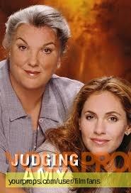 Judging Amy TV original production material