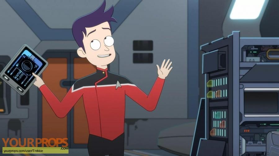Star Trek - Lower Decks replica movie prop