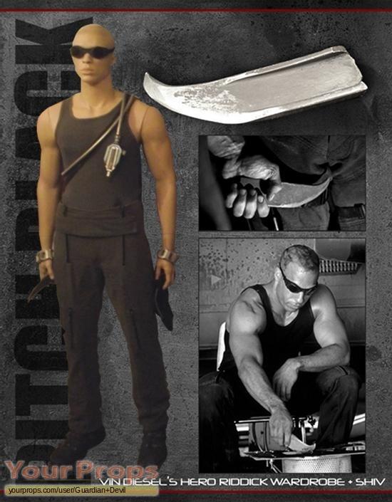 Pitch Black original movie costume