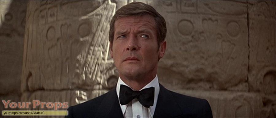 James Bond  The Spy Who Loved Me replica movie prop
