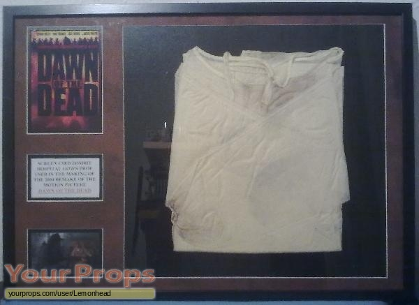 Dawn of the Dead original movie costume