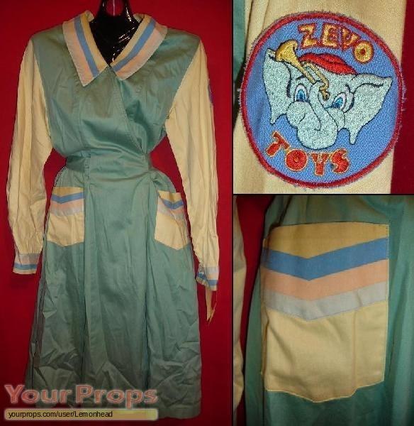 Toys original movie costume